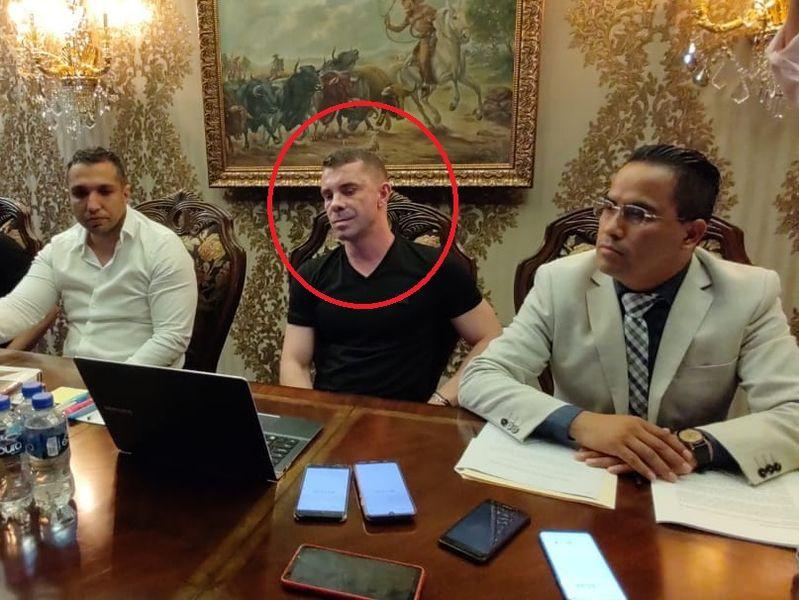 """Interlopul """"Rechinul"""", arestat de autoritățile mexicane"""