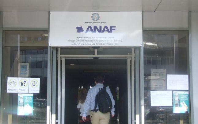 Unii angajați ANAF au prejudiciat statul cu 28 milioane lei, anul trecut. Suma, de peste 5 ori mai mare decât în 2019
